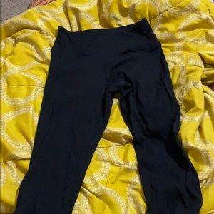 Victoria Secret ribbed leggings